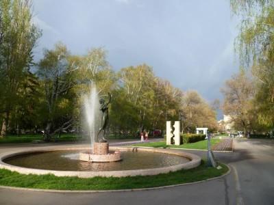 Имот с потенциал до парк Заимов