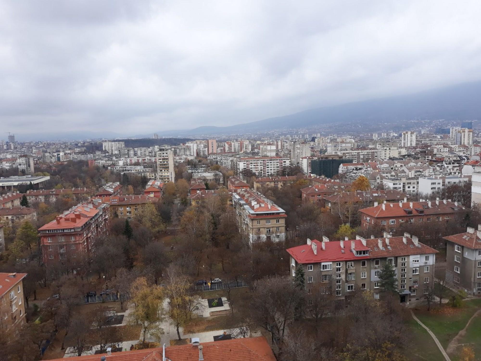 Панорамен апартамент в сграда ЕПК в кв.Лагера