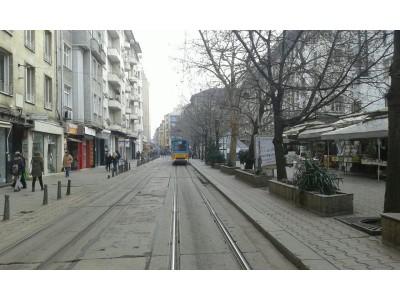 Магазин под наем на Граф Игнатиев до ул.Г.С.Раковски