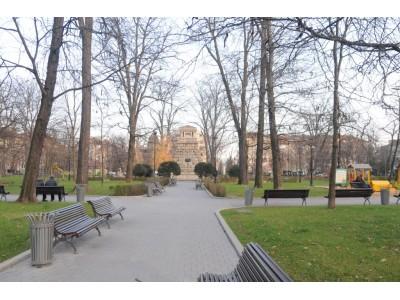 Аристократичен апартамент в района на Докторския паметник