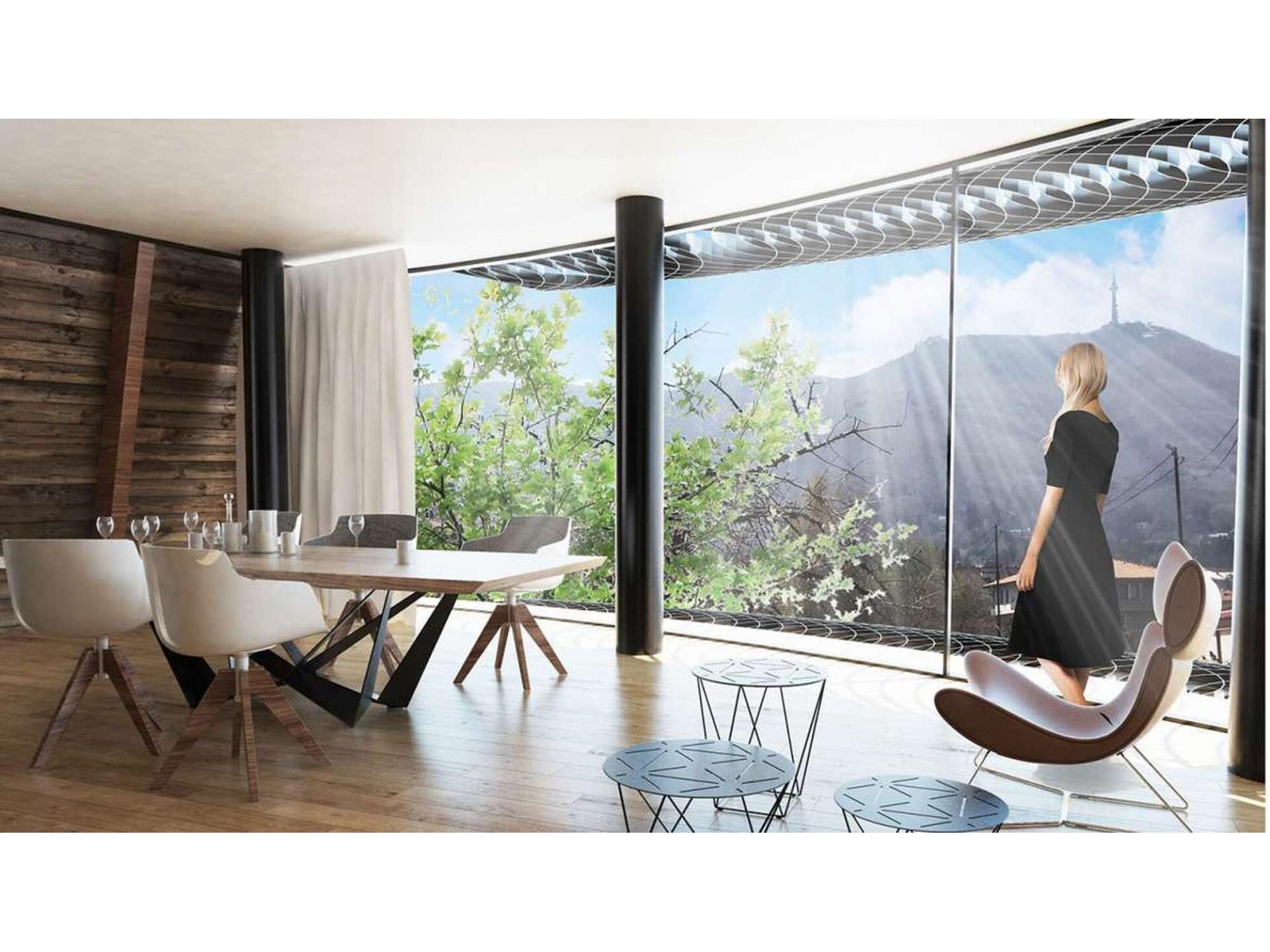 Апартаменти в сграда Верде Бояна - Екологична Пасивна Сграда На Бъдещето
