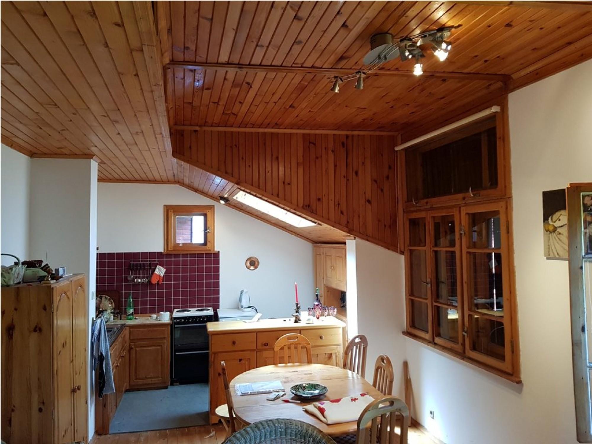 Етаж от къща в к.к.Боровец