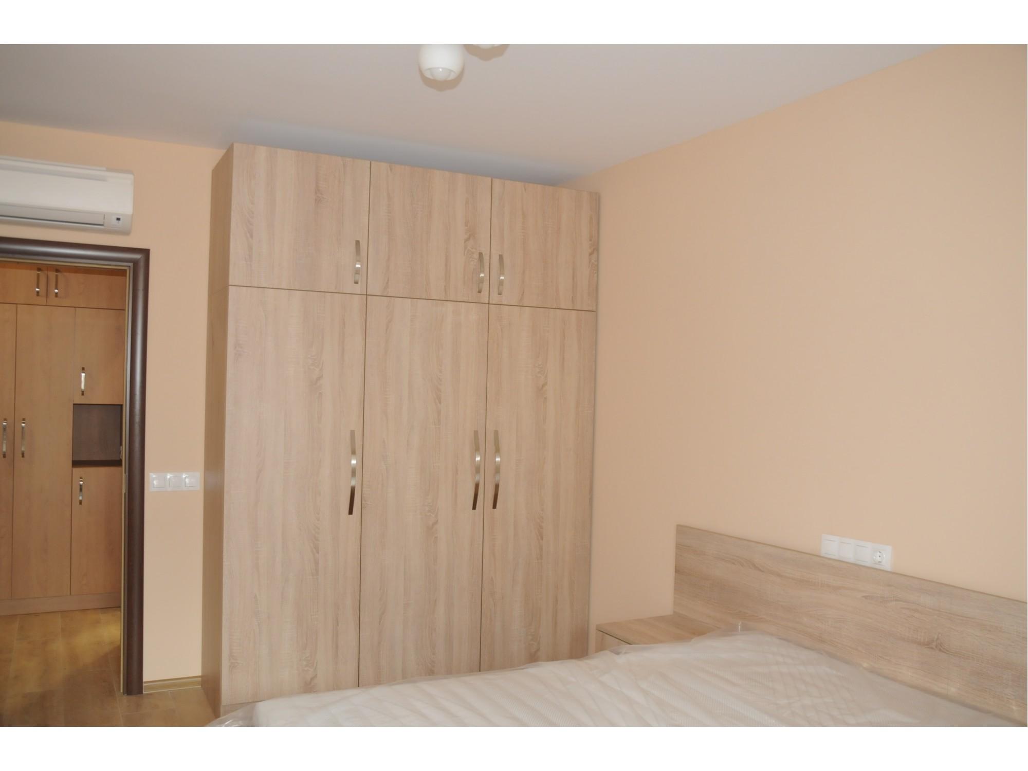 НОВ, ЛУКСОЗНО обзаведен двустаен апартамент в престижния комплекс Marble Residence